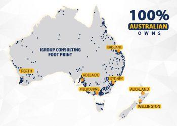 I group australia