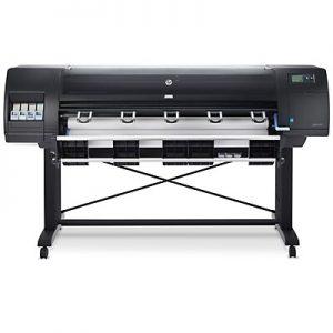 HP DesignJet D5800 60-in Production Printer F2L45B