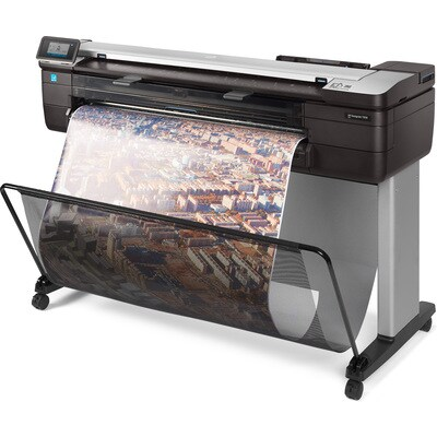 HP DesignJet T830 36-in Multifunction Printer | F9A30A